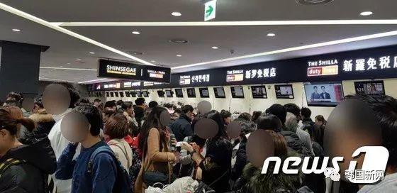 首尔飞北京航班延误 因50名乘客排队免税店提货