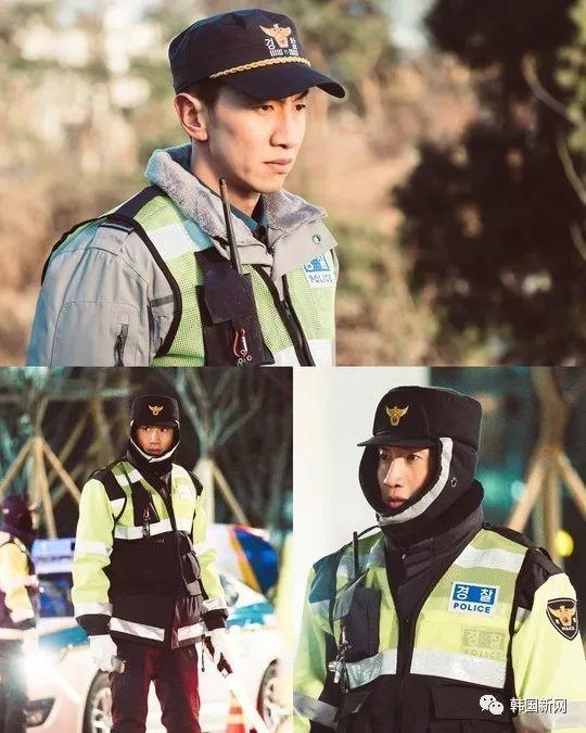 tvN新剧《Live》剧照首公开 李光洙变身巡警