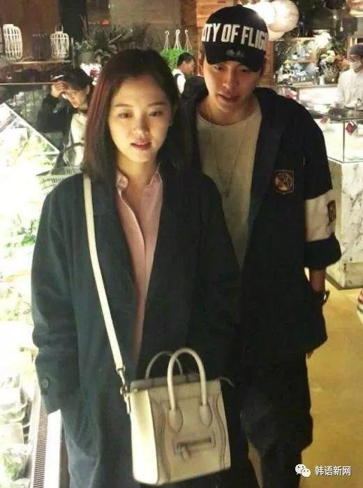韩星姜汉娜公司再次否认恋情:与王大陆只是朋友