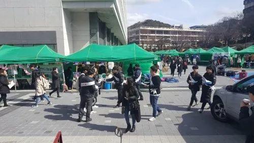 韩国打击大学周边复印店非法出版物