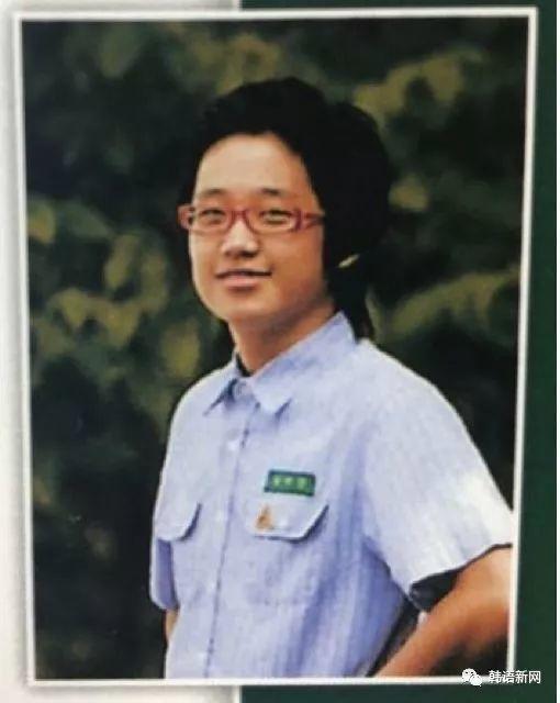 丁海寅高中&大学毕业照曝光 网友惊呼:是同一个人吗?