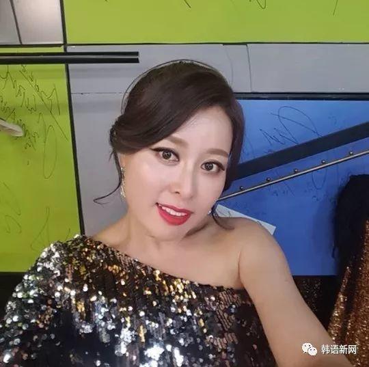 好励志!韩国女星成功减重29公斤 晒减肥前后对比照