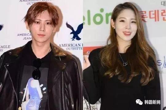 张贤胜&申秀智7个月恋情宣告结束 已于最近分手