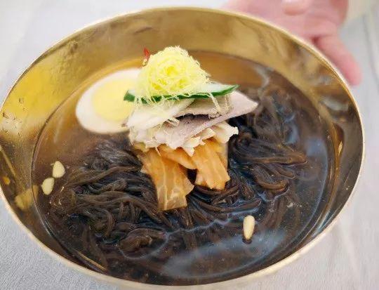朝韩首脑会晤晚宴菜单公布 承载和平统一理想
