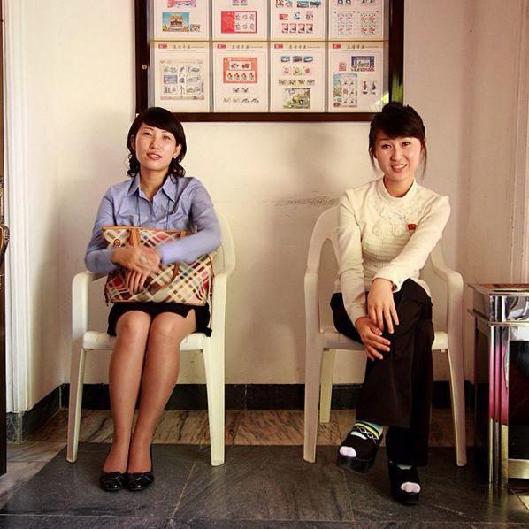 来看看网友镜头里的朝鲜