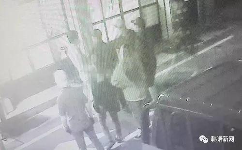 韩国一黑帮组织成员闯入电视剧拍摄现场 殴打工作人员