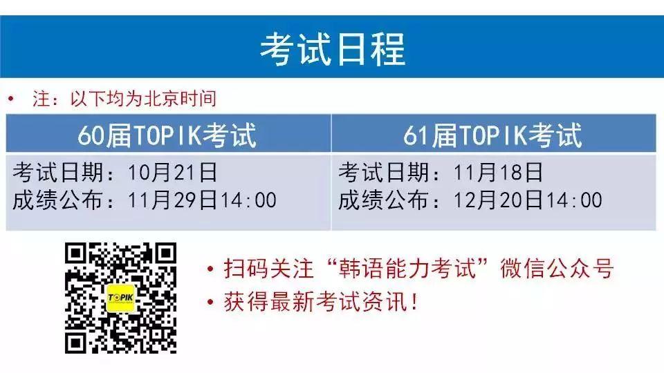 60-61届TOPIK写作强化班