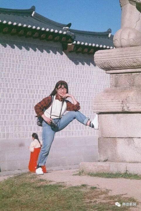 请回答1988!韩网友拍照演绎80年代复古情怀