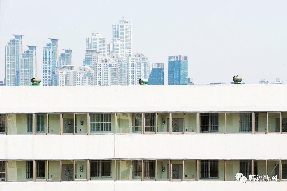 建筑摄影师镜头下的韩国首尔