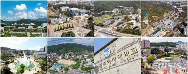 光州/全南地区留学生剧增,外国留学生是双刃刀