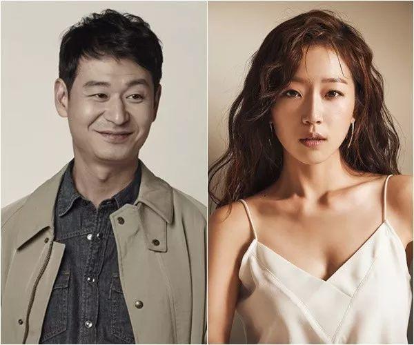 演员朴赫权&赵秀香被爆热恋 两人相差20岁