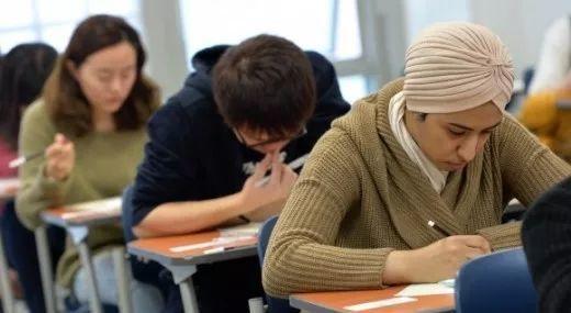 韩国语能力考试年报名人数超30万