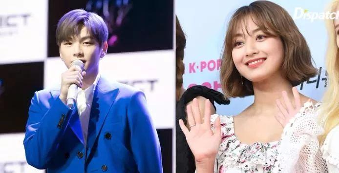 姜丹尼尔&TWICE朴志效约会被拍 双方公司承认恋情