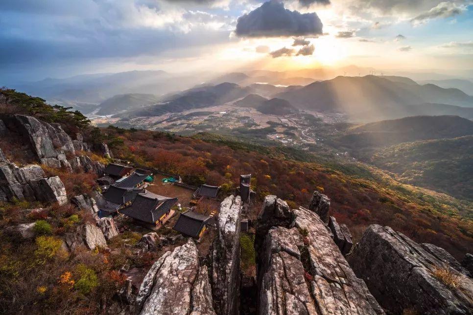 2019韩国旅游摄影比赛 获奖作品欣赏